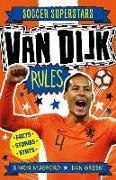 Cover-Bild zu Mugford, Simon: Soccer Superstars: Van Djik Rules