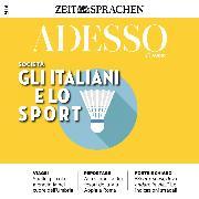 Cover-Bild zu Giuratrabocchetti, Eliana: Italienisch lernen Audio - Die Italiener und der Sport (Audio Download)