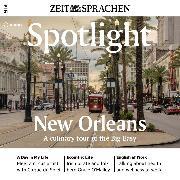 Cover-Bild zu Connors, Owen: Englisch lernen Audio - New Orleans (Audio Download)