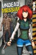 Cover-Bild zu Gin Zarbo: Undead Messiah manga volume 3 (English)