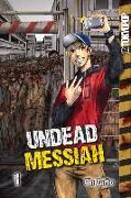 Cover-Bild zu Gin Zarbo: Undead Messiah manga volume 1 (English)