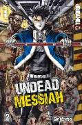Cover-Bild zu Gin Zarbo: Undead Messiah manga volume 2 (English)