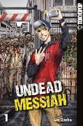 Cover-Bild zu Zarbo, Gin: Undead Messiah 01