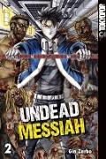 Cover-Bild zu Zarbo, Gin: Undead Messiah 02