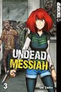 Cover-Bild zu Zarbo, Gin: Undead Messiah 03