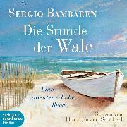 Cover-Bild zu Die Stunde der Wale - Eine abenteuerliche Reise (Ungekürzt) (Audio Download) von Bambaren, Sergio