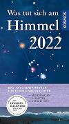 Cover-Bild zu Hahn, Hermann-Michael: Was tut sich am Himmel 2022
