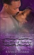 Cover-Bild zu Morris, Regina: Equality of Service: A COLONY Series Paranormal Romance