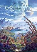 Cover-Bild zu Filippi, Denis-Pierre: Colony. Band 5