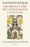 Cover-Bild zu Geschichte der neulateinischen Literatur