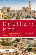 Cover-Bild zu Das biblische Israel von Peetz, Melanie