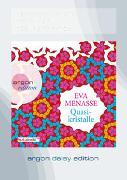 Cover-Bild zu Menasse, Eva: Quasikristalle (DAISY Edition)