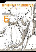Cover-Bild zu Nihei, Tsutomu: Knights of Sidonia Master Edition, volume 6