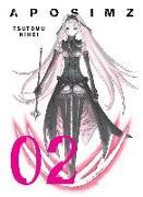 Cover-Bild zu Nihei, Tsutomu: APOSIMZ, volume 2