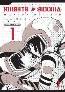 Cover-Bild zu Nihei, Tsutomu: Knights of Sidonia, Master Edition volume 1