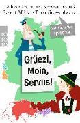 Cover-Bild zu Grüezi, moin, servus!