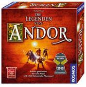 Cover-Bild zu Menzel, Michael: Die Legenden von Andor