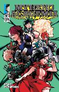 Cover-Bild zu Horikoshi, Kohei: My Hero Academia, Vol. 22