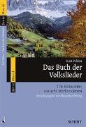 Cover-Bild zu Pahlen, Kurt (Hrsg.): Das Buch der Volkslieder