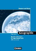 Cover-Bild zu Fischer, Peter: Geographie Oberstufe. Handreichungen für den Unterricht