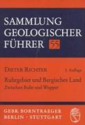 Cover-Bild zu Richter, Dieter: Ruhrgebiet und Bergisches Land: zwischen Ruhr und Wupper
