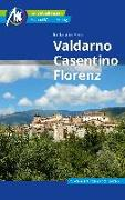 Cover-Bild zu Valdarno, Casentino, Florenz Reiseführer Michael Müller Verlag