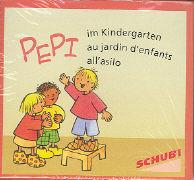 Cover-Bild zu Pepi im Kindergarten von Dieckhoff, Gertrud