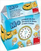 Cover-Bild zu Mo entdeckt die Zeit von Dieckhoff, Gertrud