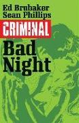 Cover-Bild zu Ed Brubaker: Criminal Volume 4: Bad Night