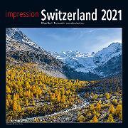 Cover-Bild zu Cal. Impression Switzerland 2021 Ft. 30x30