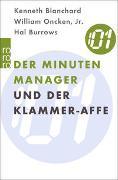 Cover-Bild zu Blanchard, Kenneth: Der Minuten Manager und der Klammer-Affe