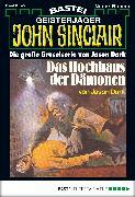 Cover-Bild zu John Sinclair Gespensterkrimi - Folge 43 (eBook) von Dark, Jason