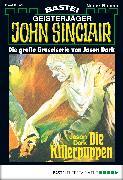 Cover-Bild zu John Sinclair Gespensterkrimi - Folge 40 (eBook) von Dark, Jason