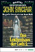 Cover-Bild zu John Sinclair Gespensterkrimi - Folge 04 (eBook) von Dark, Jason