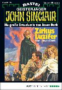 Cover-Bild zu John Sinclair Gespensterkrimi - Folge 36 (eBook) von Dark, Jason