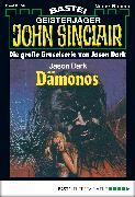 Cover-Bild zu John Sinclair Gespensterkrimi - Folge 09 (eBook) von Dark, Jason