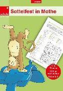 Cover-Bild zu Woicke, Melanie (Illustr.): Sattelfest in Mathe, 3. Schuljahr