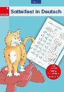 Cover-Bild zu Woicke, Melanie (Illustr.): Sattelfest in Deutsch, 2. Schuljahr