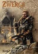 Cover-Bild zu Jarry, Nicolas: Die Saga der Zwerge 01. Redwin von der Schmiede