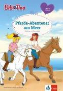 Cover-Bild zu Bornstädt, Matthias von: Pferde-Abenteuer am Meer