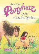 Cover-Bild zu Luhn, Usch: Ponyherz 05. Anni rettet das Fohlen