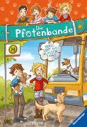 Cover-Bild zu Luhn, Usch: Die Pfotenbande, Band 4: Mogli geht auf Klassenfahrt