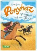 Cover-Bild zu Luhn, Usch: Ponyherz 18: Die Prinzessin auf der Flucht