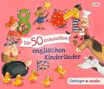 Cover-Bild zu Die 50 schönsten englischen Kinderlieder (3CD) von Various