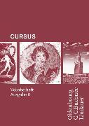 Cover-Bild zu Cursus 3. Ausgabe B. Vokabelheft von Boberg, Britta