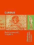 Cover-Bild zu Cursus. Bisherige Ausgabe A. Begleitgrammatik von Boberg, Britta