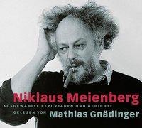 Cover-Bild zu Meienberg, Niklaus: Ausgewählte Reportagen und Gedichte