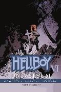 Cover-Bild zu Mignola, Mike: Geschichten aus dem Hellboy-Universum 6