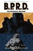 Cover-Bild zu Mignola, Mike: B.P.R.D..Universal Machine