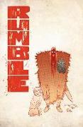 Cover-Bild zu John Arcudi: Rumble Volume 2: A Woe That is Madness